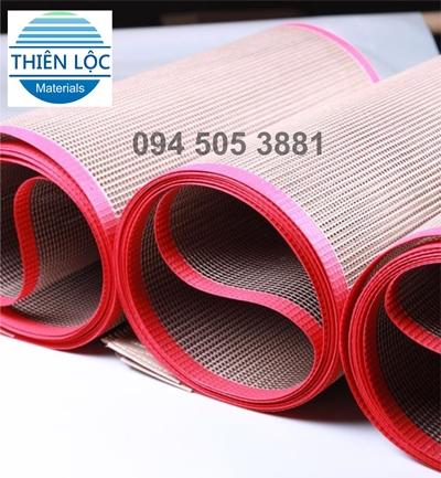Băng tải lưới chịu nhiệt PTFE - TEFLON - COTTON | Băng Tải Thiên Lộc| Bang tai teflon