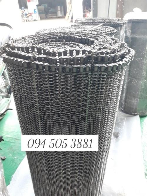 BĂNG TẢI LƯỚI INOX S304