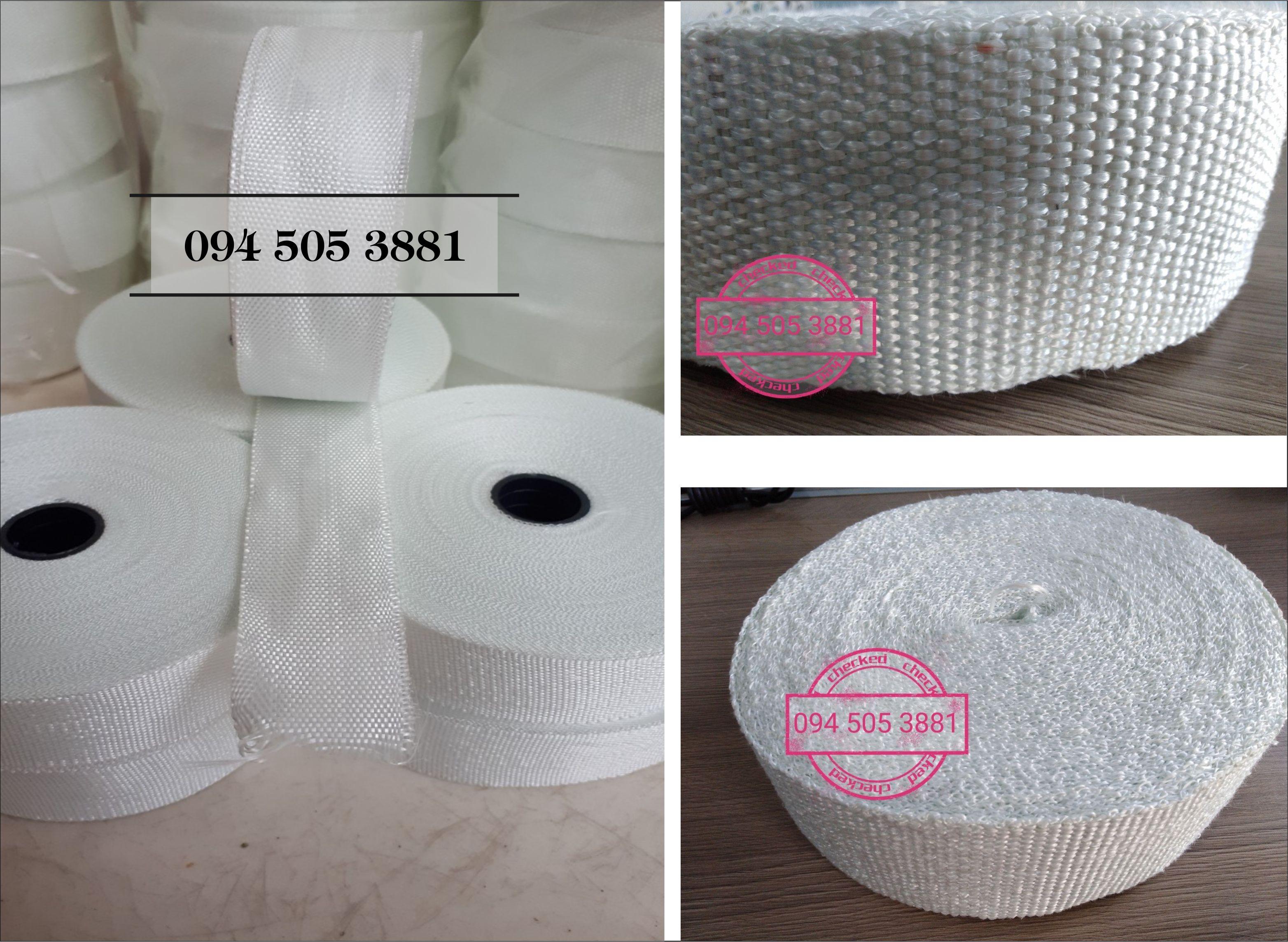 Băng vải sợi thủy tinh được dùng để | Ứng dụng của Vải sợi thủy tinh | Fiberglass Tap