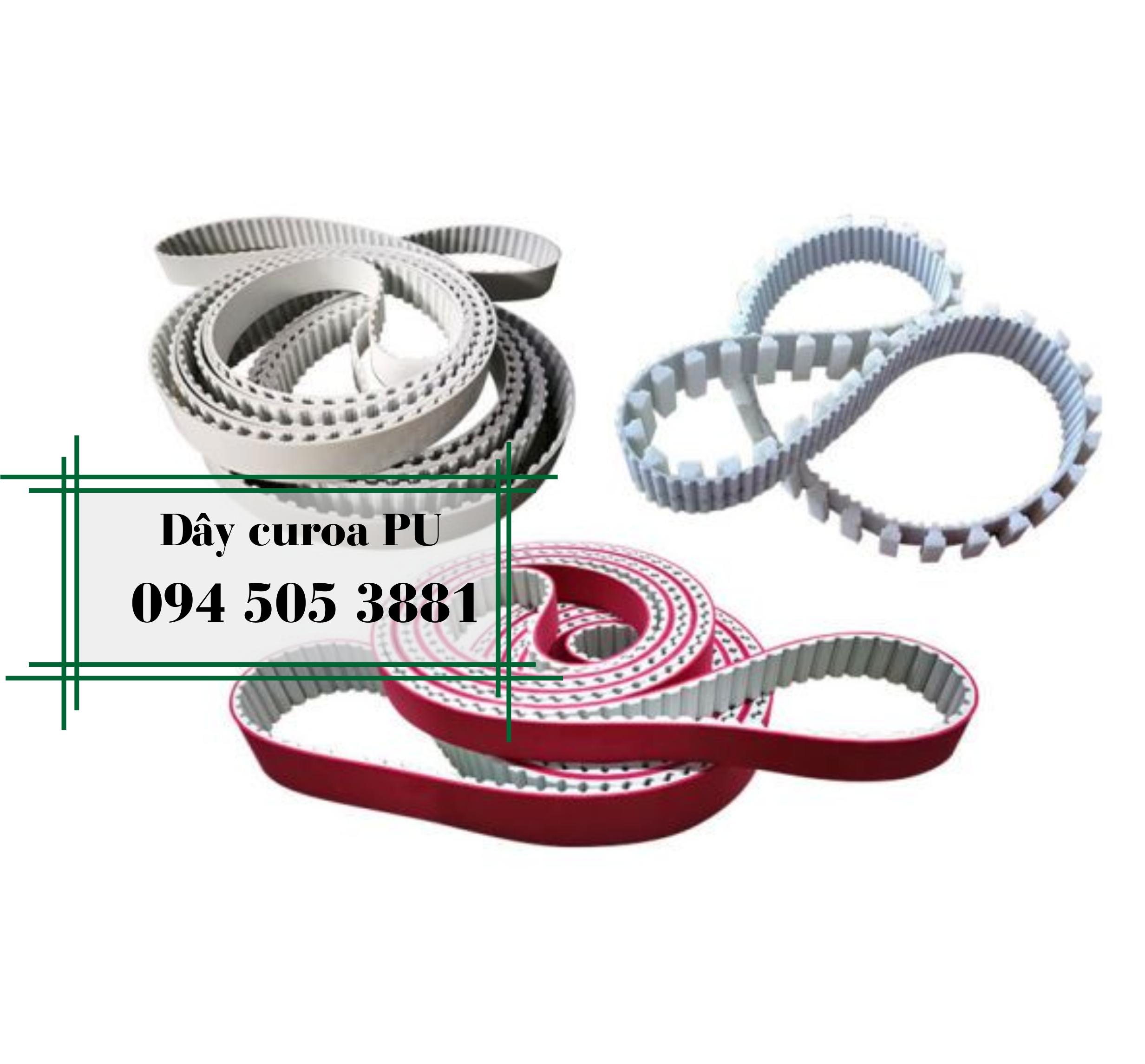 Dây curoa răng PU sản xuất theo yêu cầu | PU Belts | Các Loại dây curoa PU
