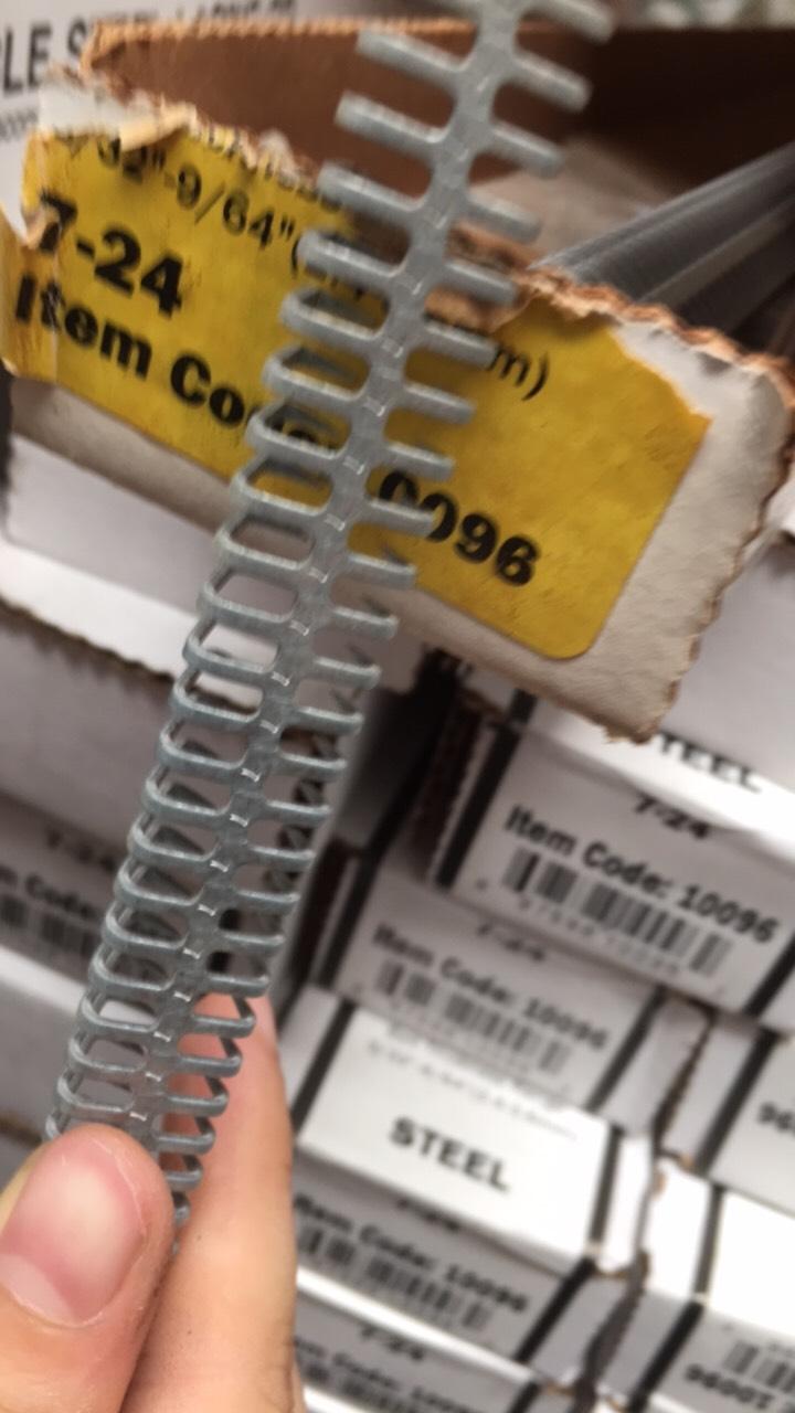 Móc xương cá, móc đóng băng tải bằng INOX 304 chất lượng cao | Móc 7S24 USA