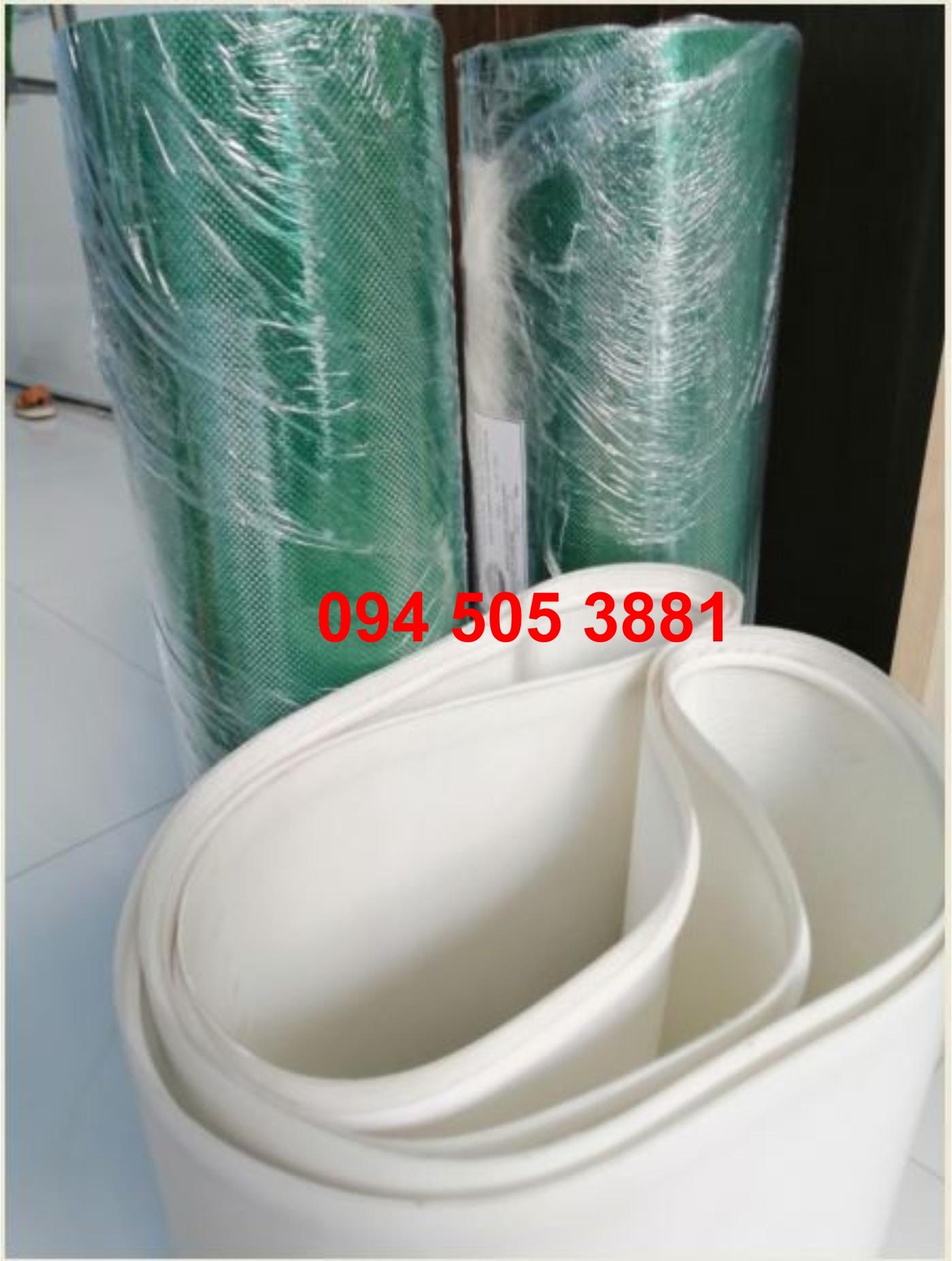 Những cách để nhận biết băng tải PU Và PVC Cùng mầu Sắc, Cùng Kiểu Dáng kích cỡ